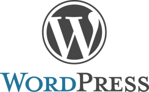 WordPress Website Setup and Maintenance - WordPress Logo